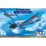 A6M2b Zero Fighter (Zeke) - Tamiya 1/72