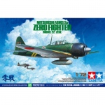 A6M3/3a Zero Fighter Model 22 (Zeke) - Tamiya 1/72