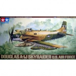 A-1J Skyraider U.S. Air Force - Tamiya 1/48