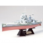 British Battleship Prince of Wales - Tamiya 1/350