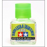 Tamiya Extra Thin Cement Quick Setting (40 ml)