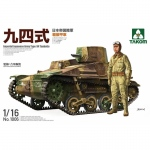 Imperial Japanese Army Type 94 Tankette - Takom 1/16