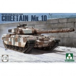 British MBT Chieftain Mk.10 - Takom 1/35