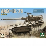 IDF Light Tank AMX-13/75 (2in1) - Takom 1/35