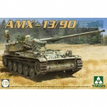 French Light Tank AMX-13/90 - Takom 1/35