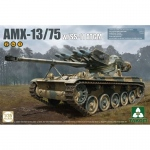 French Light Tank AMX-13/75 w. SS-11 ATGM (2in1) - Takom...