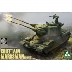 British Chieftain Marksman SPAAG - Takom 1/35