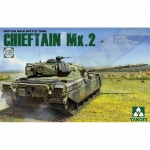 British MBT Chieftain Mk.2 - Takom 1/35