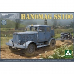 Hanomag SS100 (German WWII Tractor) - Takom 1/35