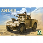AML-60 French Light Armoured Car - Takom 1/35