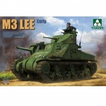 US Medium Tank M3 Lee (early) - Takom 1/35