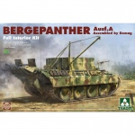 Bergepanther Ausf. A (Ass. by Demag) Full Interior Kit -...