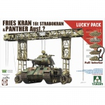Fries Kran 16t Strabokran & Panther (Lucky Pack) - Takom...