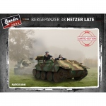 Bergepanzer 38(t) Hetzer Late (Limited Edition) - Thunder...