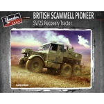 British Scammell Pioneer SV/2S Recovery Tractor - Thunder...
