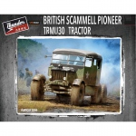 British Scammell Pioneer TRMU30 Tractor - Thunder Model 1/35