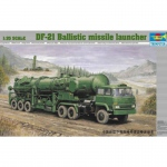 Chinese DF-21 Ballistic Missile Launcher - Trumpeter 1/35