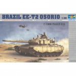 Brazil EE-T2 Osorio - Trumpeter 1/35