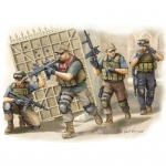 PMC in Iraq - Fire Movement Team - Trumpeter 1/35