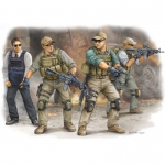 PMC in Iraq - VIP Protection - Trumpeter 1/35