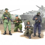Russian Special Operation Force - Trumpeter 1/35