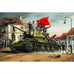 T-34/76 Mod.1943 - Trumpeter 1/16