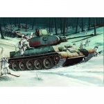 T-34/76 Mod.1942 - Trumpeter 1/16