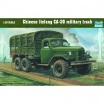 Chinese Jiefang CA-30 Military Truck - Trumpeter 1/35