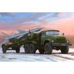 Russian ZiL-131V towed PR-11 SA-2 Guideline - Trumpeter 1/35