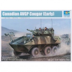 Canadian AVGP Cougar (early) - Trumpeter 1/35