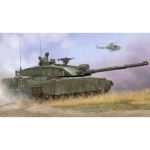 Challenger 2 (Enhanced Armor) - Trumpeter 1/35