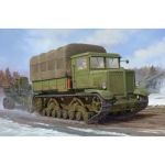 Russian Voroshilovets Tractor - Trumpeter 1/35