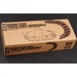 German STARR Track Links (Workable) for Hetzer -...