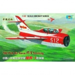 Air Force FT-5 Training - Trumpeter 1/32
