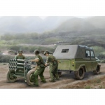 PLA Type 63 107mm Rocket Laucher & BJ212 Military Jeep -...