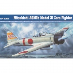 A6M2b Mod.21 Zero Fighter - Trumpeter 1/24