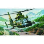 Chinese Z-9G Armed Helicopter - Trumpeter 1/48