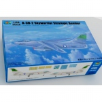 A-3D-2 Skywarrior Strategic Bomber - Trumpeter 1/48