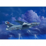 ERA-3B Skywarrior Strategic Bomber - Trumpeter 1/48