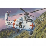 CH-34 US Army Rescue - Trumpeter 1/48