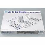 U.S. Aircraft Weapons - Air-to-Air Missiles (35 pcs.) -...