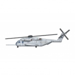 CH-53E Helicopter - Trumpeter 1/700