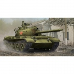 PLA Type 62 Light Tank - Trumpeter 1/35