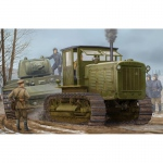 Russian ChTZ S-65 Stalinetz Tractor w. Cab - Trumpeter 1/35