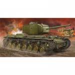 KV-220 Russian Tiger Super Heavy Tank - Trumpeter 1/35