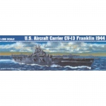 U.S. Aircraft Carrier CV-13 Franklin 1944 - Trumpeter 1/350