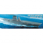 U.S.S. CV-2 Lexington 1942 - Trumpeter 1/350
