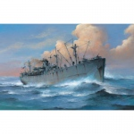 S.S. John W. Brown Liberty Ship - Trumpeter 1/700
