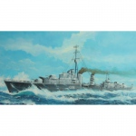 Tribal-Class Destroyer HMS Zulu (G18) 1941 - Trumpeter 1/700