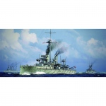 HMS Dreadnought (1915) - Trumpeter 1/700